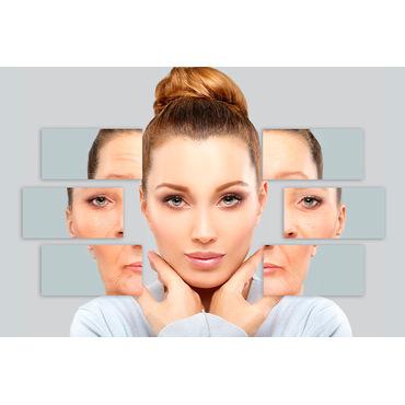 Морщины на лице: причины появления, их виды, профессиональная косметика против морщин