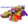 Перчатки нитриловые неопудренные Ampri